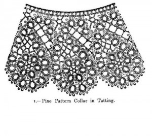 500px-Pine_Pattern_Collar_in_Tatting_-_Project_Gutenberg_eText_15147